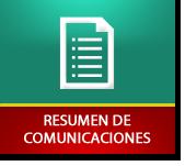 Resúmenes Comunicaciones